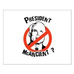 President McAncient ? Small Poster