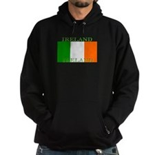Ireland Irish Flag Hoodie