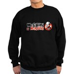 McCain is McNuts Sweatshirt (dark)