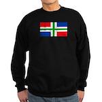 'Groningen Gronings Blank Fla Sweatshirt (dark)