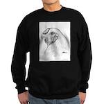 Chantecler Rooster Head Sweatshirt (dark)