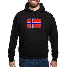 Norway Norwegian Flag Hoodie