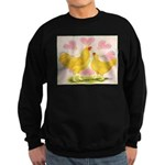 Buff Chantecler Hearts Sweatshirt (dark)