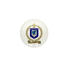 RIVEST Family Crest Mini Button (10 pack)