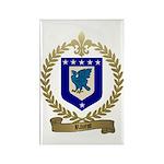 RIVEST Family Crest Rectangle Magnet (100 pack)