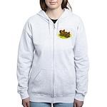 GL Cochin Bantams Women's Zip Hoodie