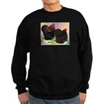 Partridge Cochin Bantams Sweatshirt (dark)