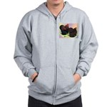 Partridge Cochin Bantams Zip Hoodie