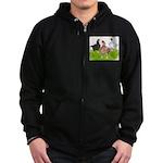 Assorted Cornish Zip Hoodie (dark)