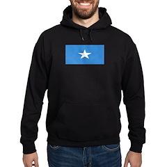 Somalia Somali Blank Flag Hoodie
