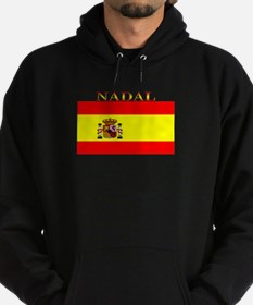 Nadal Spain Spanish Flag Hoodie (dark)