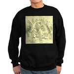 D'Anvers On Canvas Sweatshirt (dark)