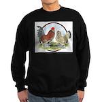 Belgian d'Uccle Bantams Sweatshirt (dark)