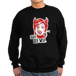 She Devil Sweatshirt (dark)