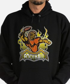 Fantasy Football Player Hoodie (dark)