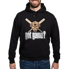 Got Game? Baseball Bats Hoodie