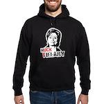 Anti-Hillary: Huck Fillary Hoodie (dark)