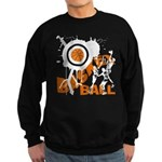 Grunge Basketball Sweatshirt (dark)