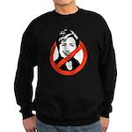 Anti-Hillary Sweatshirt (dark)