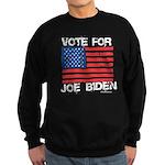 Vote for Joe Biden Sweatshirt (dark)