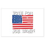 Vote for Joe Biden Large Poster