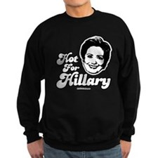 Hot for Hillary Jumper Sweater
