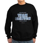 Team Clinton Sweatshirt (dark)