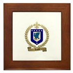 RIVET Family Crest Framed Tile