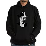 Cowboy Obama Hoodie (dark)