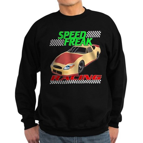 Speed Freak Racing 1 Sweatshirt (dark)