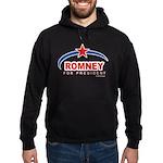 Romney for President Hoodie (dark)