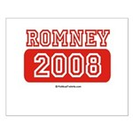 Romney 2008 Small Poster