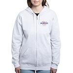 Support Romney Women's Zip Hoodie