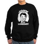 John is my Homeboy Sweatshirt (dark)