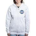 John Edwards for President Women's Zip Hoodie