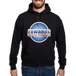 John Edwards for President Hoodie (dark)