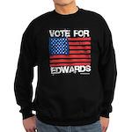 Vote for Edwards Sweatshirt (dark)