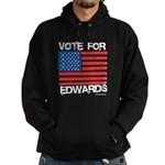 Vote for Edwards Hoodie (dark)