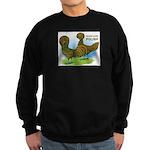 Golden Polish Fowl Sweatshirt (dark)