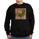 Polish Rooster Sweatshirt (dark)