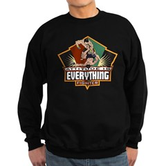 Attitude Fighter Sweatshirt (dark)