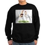 Red Pyle Modern Games Sweatshirt (dark)