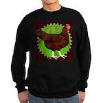 Rhode Island Red Hen2 Sweatshirt (dark)