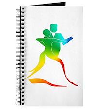 Ballroom Dancer #2 Journal