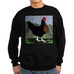 Sex-link Hen Sweatshirt (dark)