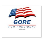 Gore for President Small Poster