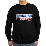 Kucinich 2008 Sweatshirt (dark)