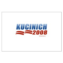 Kucinich 2008 Posters