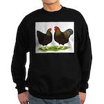 BLR Wyandottes Dark Sweatshirt (dark)