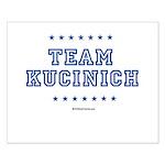 Team Kucinich Small Poster